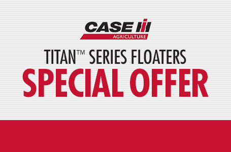 Titan™ Series Floaters Special Offer