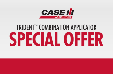 Trident™ Combination Applicator Special Offer