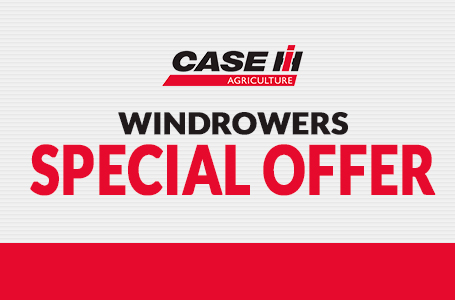 Windrowers Special Offer
