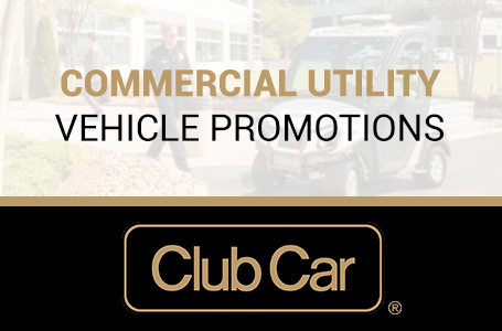 Commercial Utility Vehicle Promotions