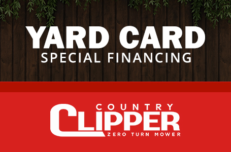 Country Clipper – Yard Card