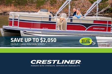 Save Big on Brand New Chase Pontoons