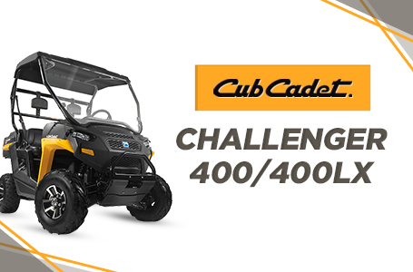 Challenger 400/400LX Promotion