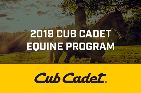EQUINE CLUBS ELIGIBLE FOR A REBATE UP TO $500