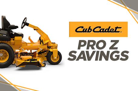 PRO Z Savings