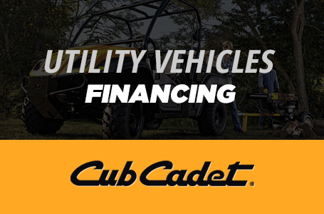 Utility Vehicles Financing