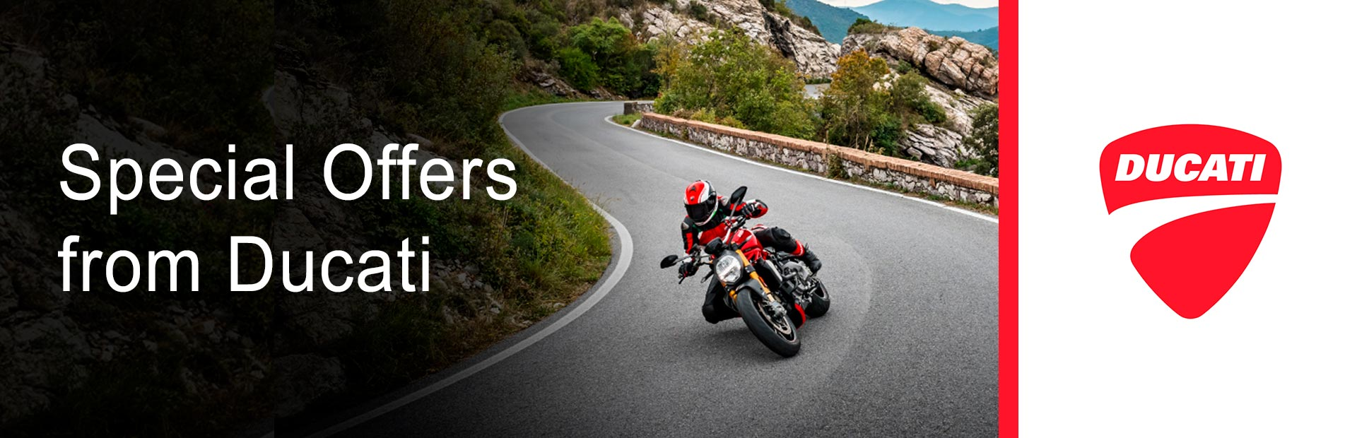Ducati: Special Offers from Ducati