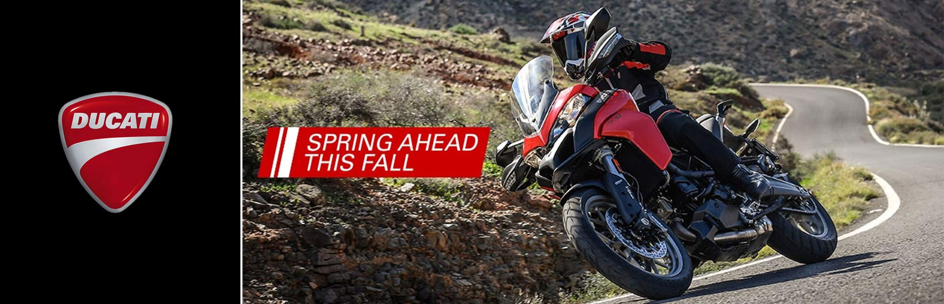 Ducati: Spring Ahead This Fall