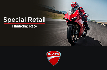 Special Retail Financing Rate