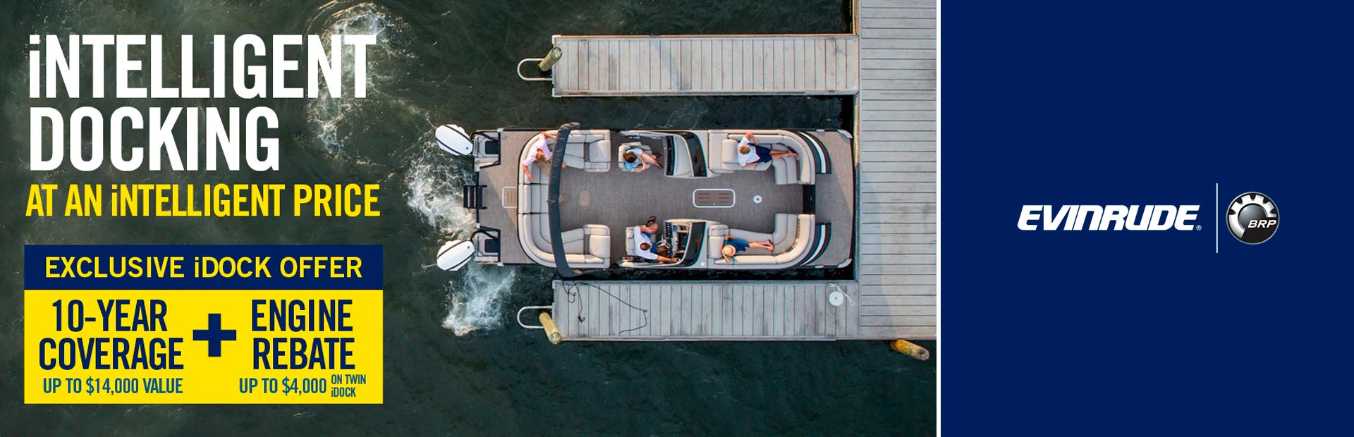 Evinrude: iNtelligent Docking at an iNtelligent Price