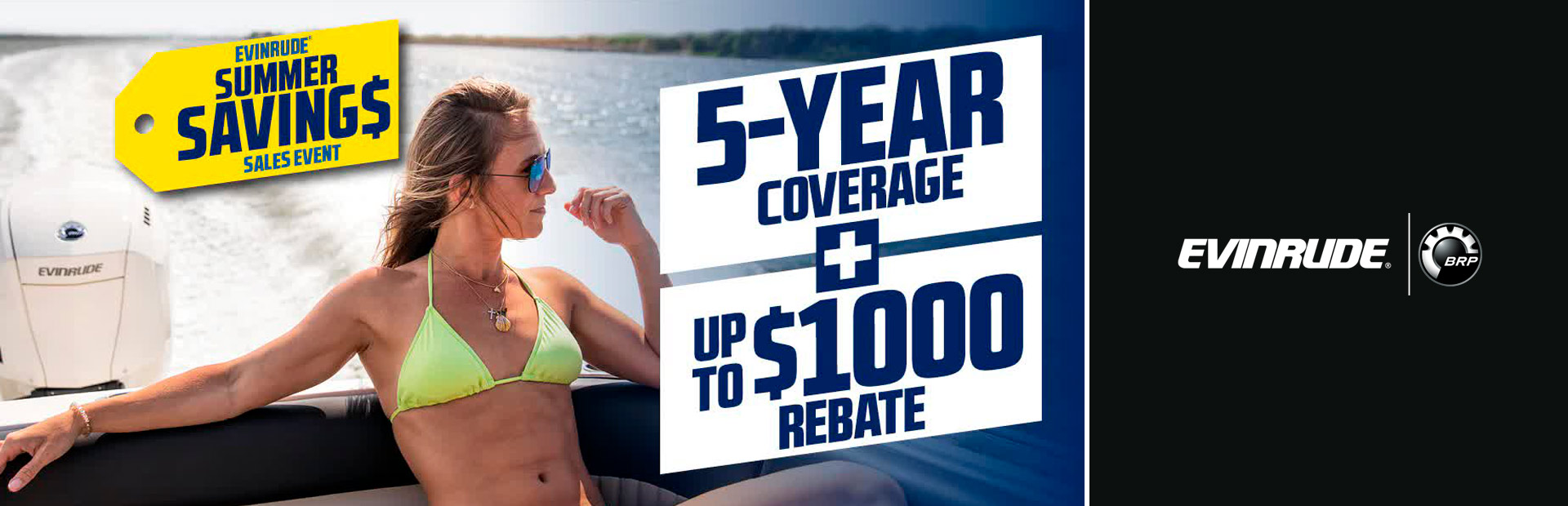 Evinrude: Summer Savings