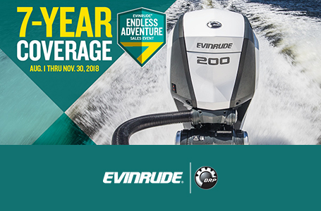 Evinrude® Endless Adventure Sales Event