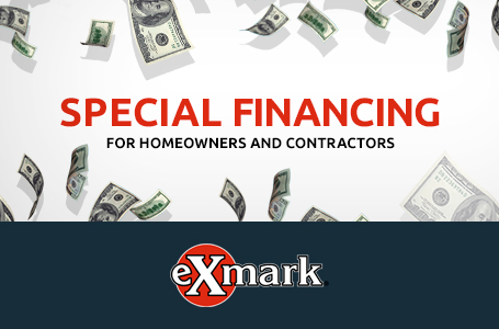 Special Financing for Homeowners and Contractors