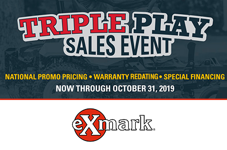 Triple Play Sales Event Warranty Redating