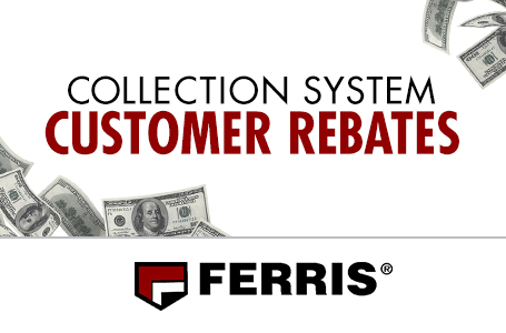 COLLECTION SYSTEM CUSTOMER REBATES