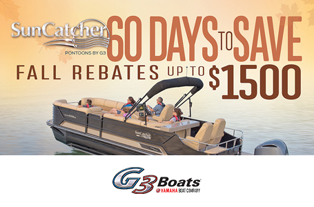 SunCatcher 60 Days to Save Fall Rebates