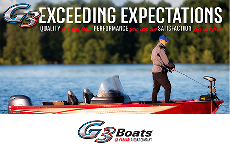 G3 EXCEEDING EXPECTATIONS - ANGLER V16 C
