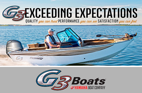 G3 EXCEEDING EXPECTATIONS - ANGLER V16 F