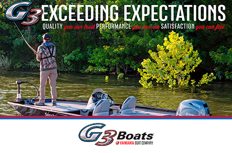 G3 EXCEEDING EXPECTATIONS - SPORTSMAN 1610