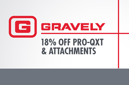 18% Off Pro-QXT & Attachments