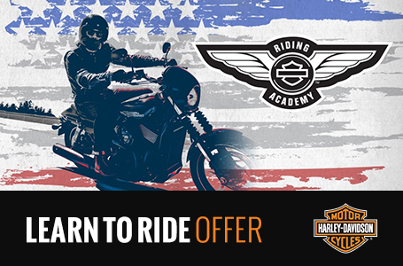 Learn To Ride Offer