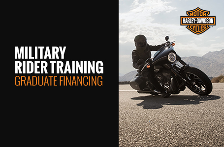 Military Rider Training Graduate Financing