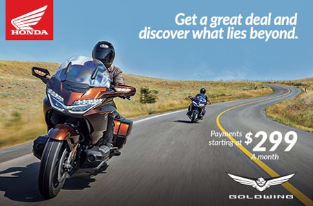 Gold Wing HFS Financing