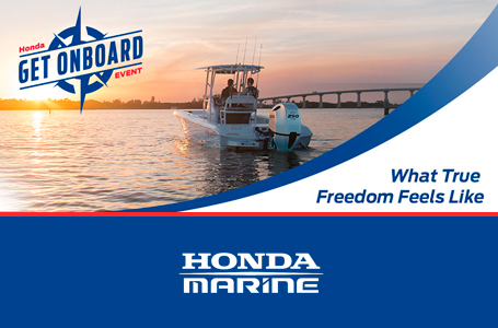 Honda Marine - Get On Board Event