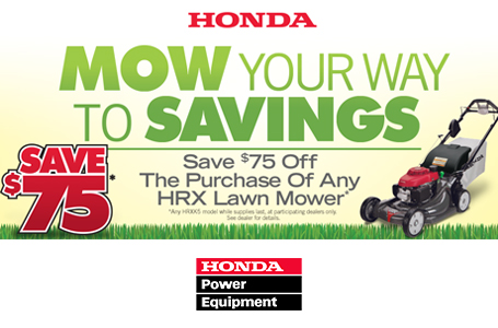 Mow Your Way To Savings