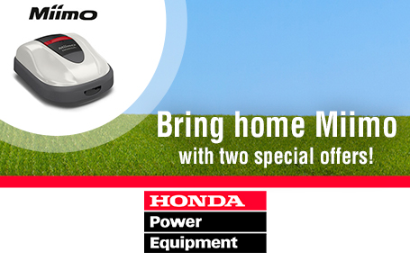 Bring home Miimo with two special offers!