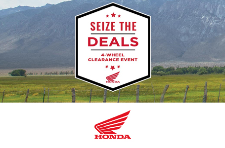 Seize The Deals - Factory-To-Dealer Incentives