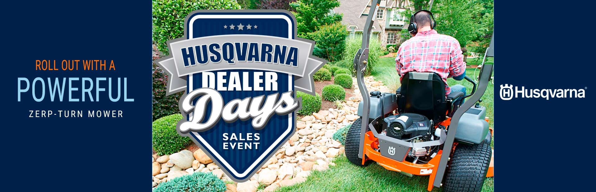Husqvarna: Roll Out With a Powerful Zero-Turn Mower