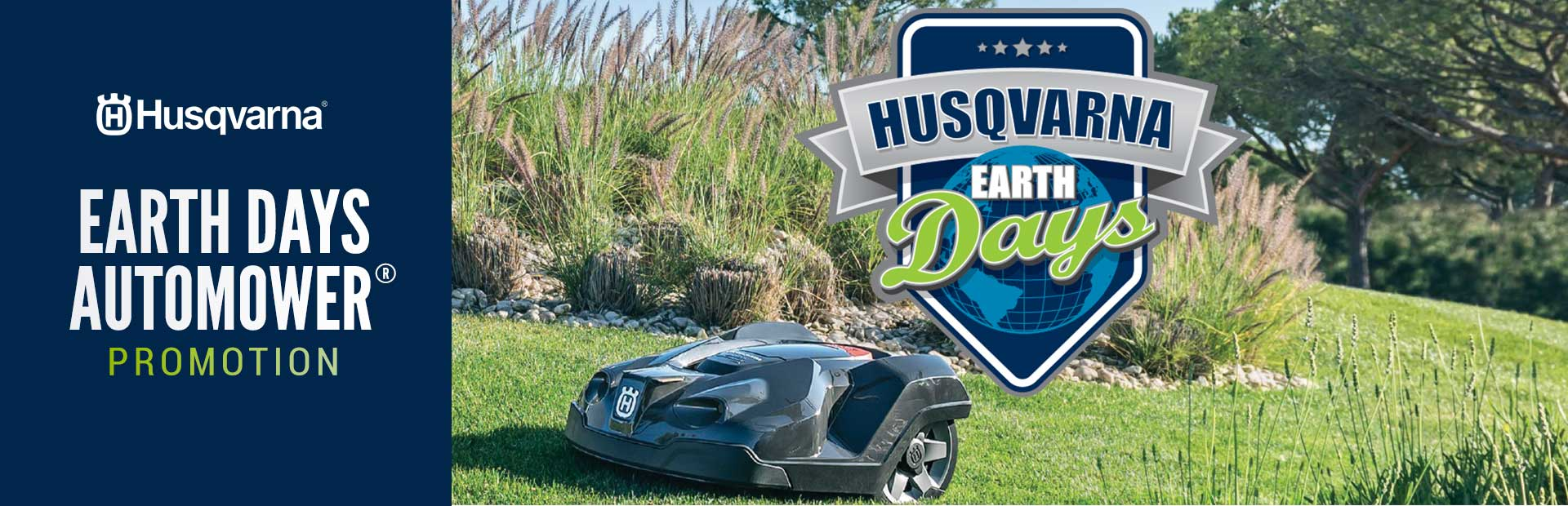 Husqvarna: Earth Days Automower® Promo