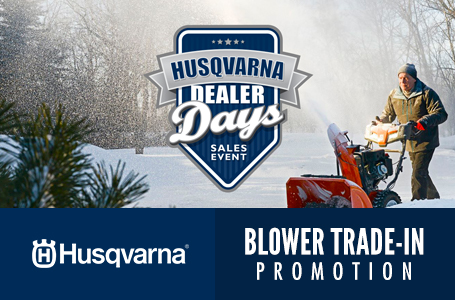Blower Trade-In Promotion