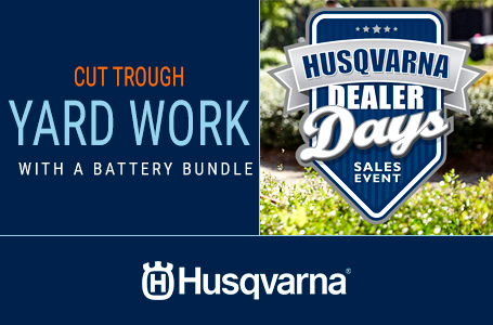 Cut Through Yard Work With a Battery Bundle
