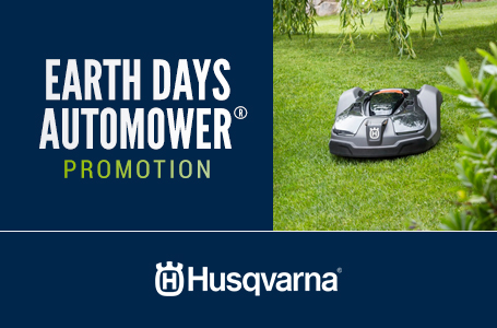 Earth Days Automower® Promo