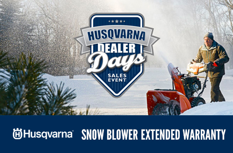 Snow Blower Extended Warranty