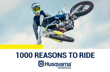 1000 Reasons To Ride