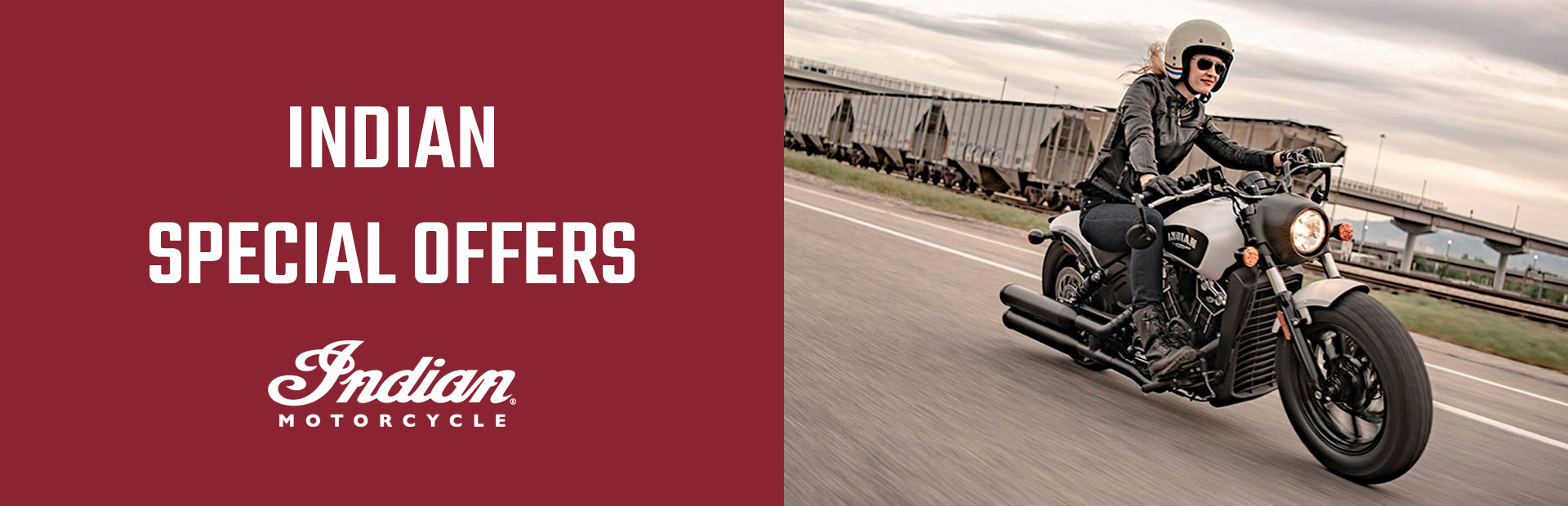 Indian Motorcycle: Indian Special Offers