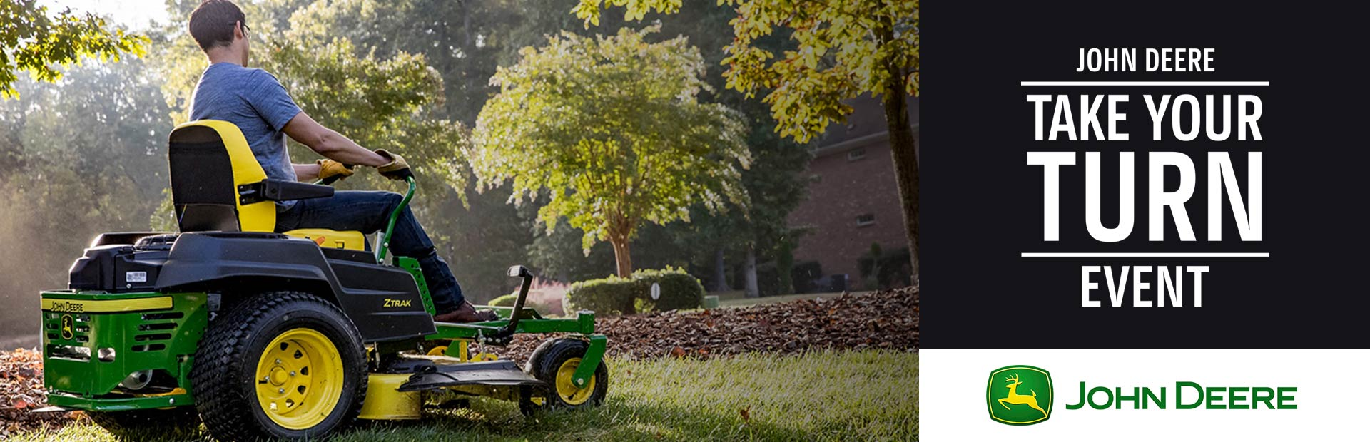 John Deere: Take Your Turn Event
