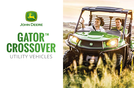 Gator™ Crossover Utility Vehicles