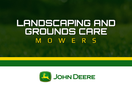Landscaping and Grounds Care Mowers