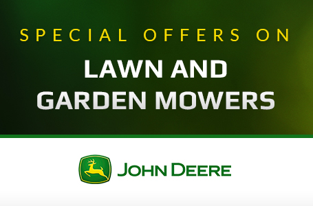 Lawn and Garden Mowers