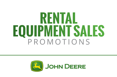 Rental Equipment Sales