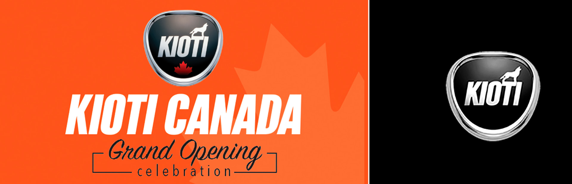 KIOTI: Canadian Grand Opening Celebration