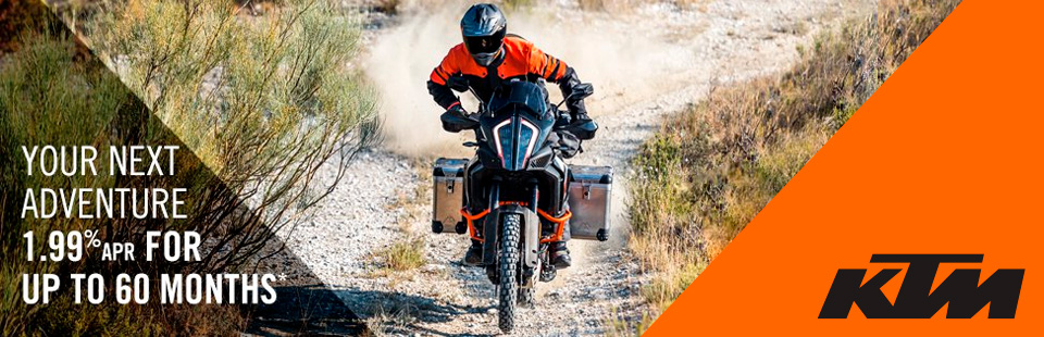 KTM: FIND YOUR NEXT ADVENTURE