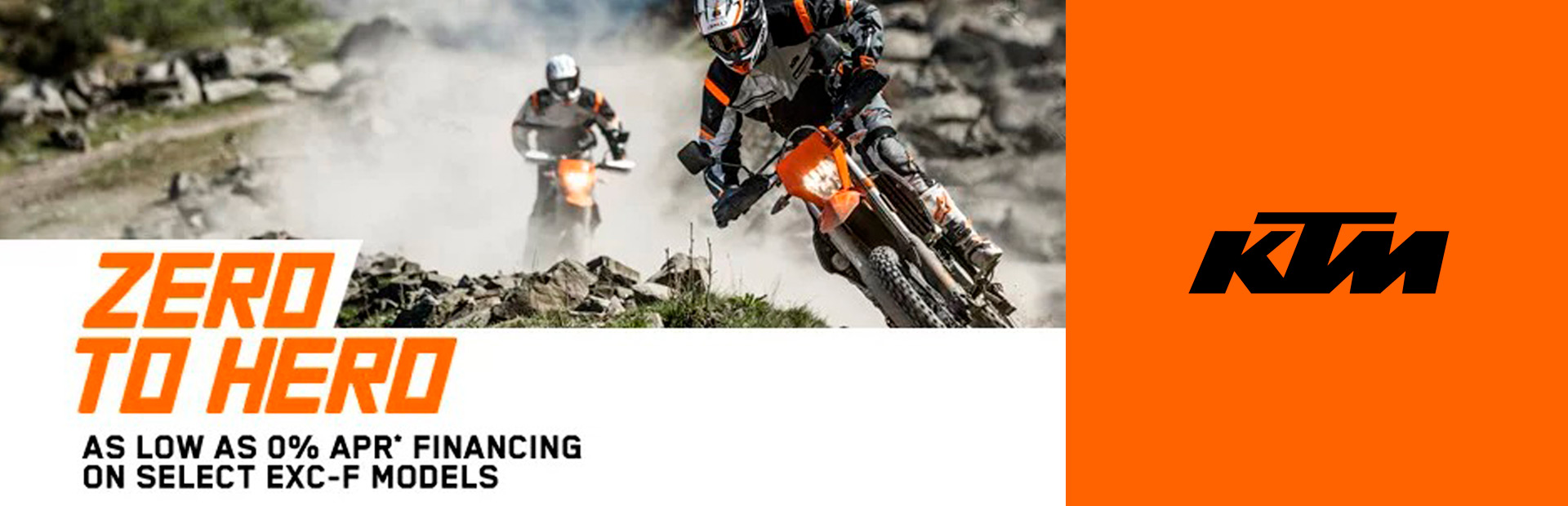 KTM: ZERO TO HERO OFFROAD