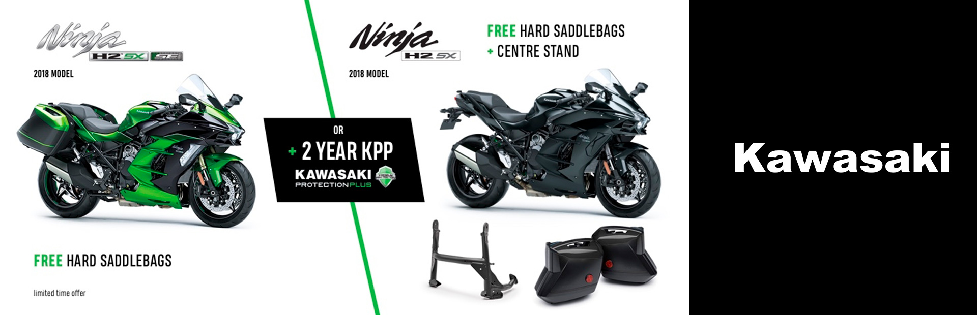 Kawasaki Ninja H2 Sx Free Accesories Northstar Recreation Sudbury