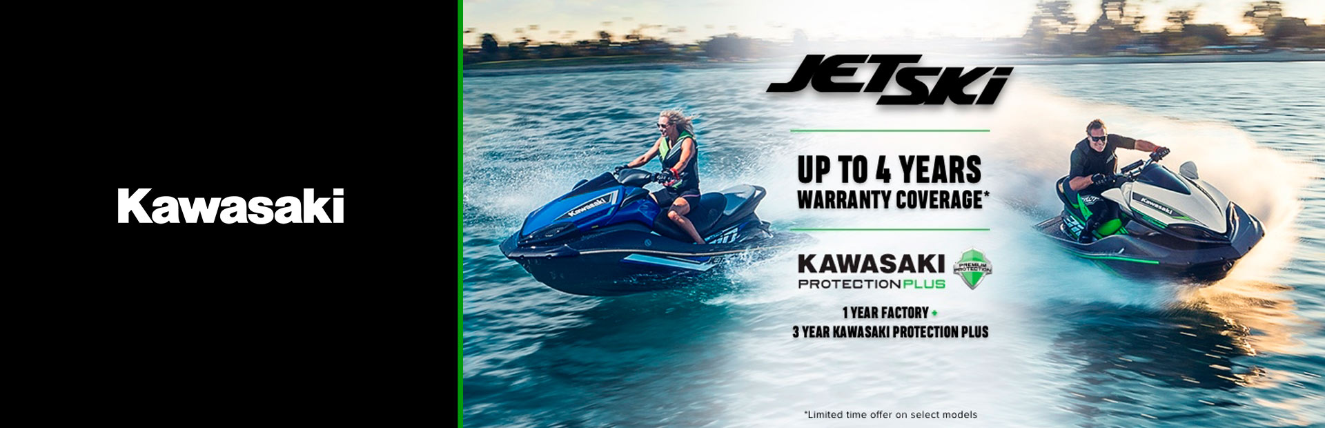 Kawasaki: KAWASAKI JET SKI PROTECTION PLUS