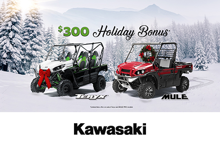 $300 Holiday Bonus
